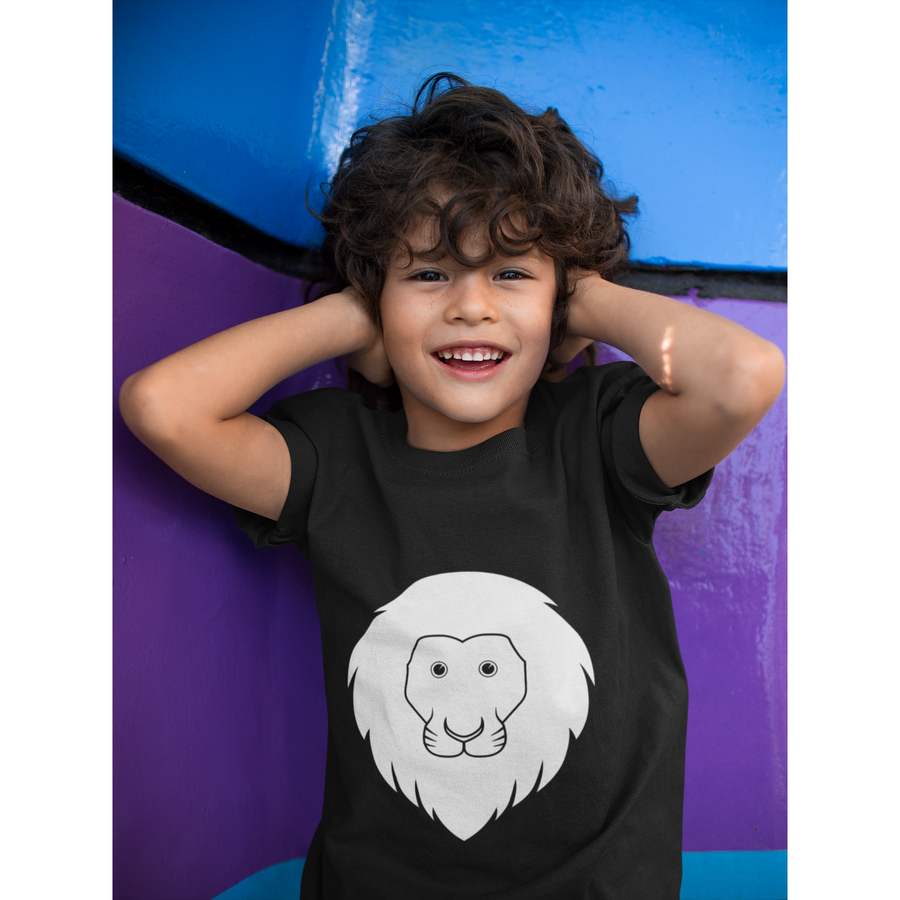 Lion Interactive Glow In The Dark T-Shirt