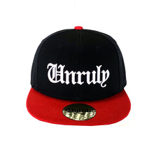 Unruly Cap - Red/Black