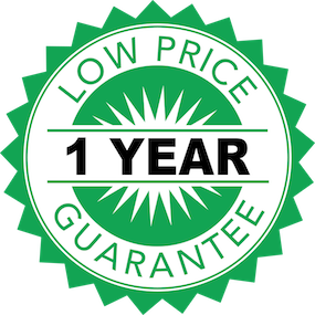 1 Year Low Price Guarantee