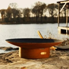 """Asia 36"""" Fire Pit by Fire Pit Art"""