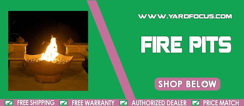 Fire Pits Banner