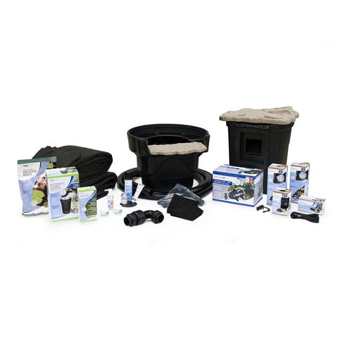 Aquascape Medium Pond Kit 11x16 w/ AquaSurge Pond Pump [53034] - YardFocus.com