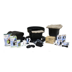 Aquascape Medium Pond Kit 11x16 with 3-PL 3000 Pond Pump [53035] - YardFocus.com