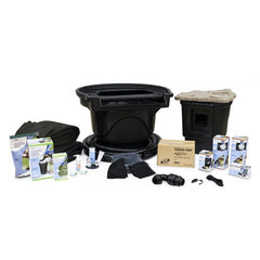 Aquascape Large Pond Kit 21x26 with 9-PL 7000 Pond Pump [53037] - YardFocus.com