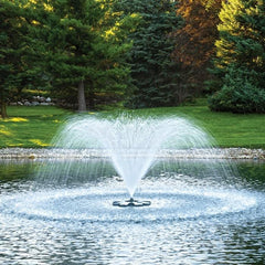 Image of Airmax EcoSeries 1/2HP Floating Pond Fountain