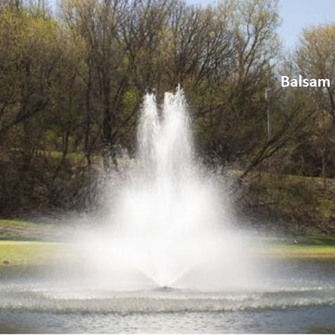 Kasco 2.3JF 2HP 240V Floating Pond Fountain with Balsam nozzle