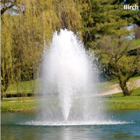 Birch Kasco 8400JF 2HP 240V Floating Pond Fountain
