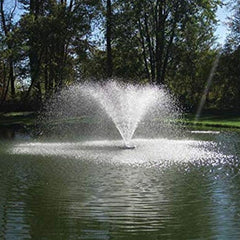 EasyPro Aqua Pond Fountain 1HP 115V [AF100] - YardFocus.com
