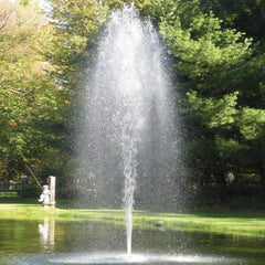 EasyPro Aqua Pond Fountain 1/2HP 115V [AF50] - YardFocus.com