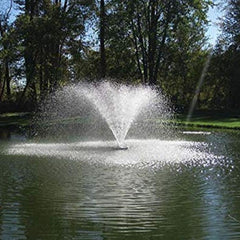EasyPro Aqua Pond Fountain 1HP 230V [AF1002] - YardFocus.com
