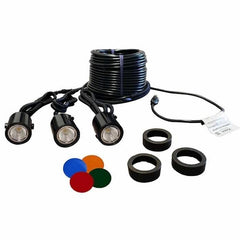 Kasco WaterGlow LED3C11 Composite Pond Fountain 3 LED Light Kit - YardFocus.com