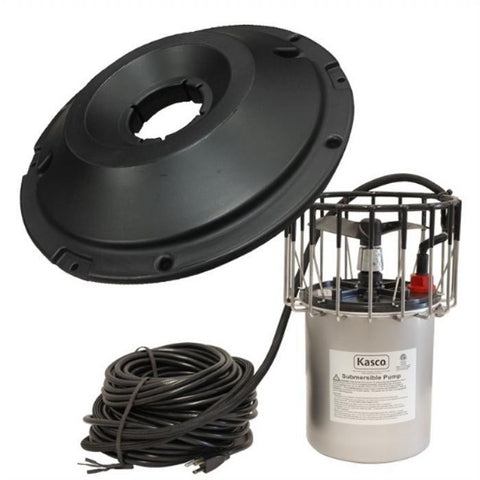Kasco 3400AF 3/4HP 120V Pond Surface Aerator - YardFocus.com
