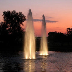 Kasco WaterGlow LED6S19 Stainless Steel Pond Fountain 6 LED Light Kit
