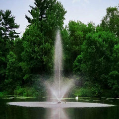 Scott Aerator Skyward Pond Fountain 1/2HP