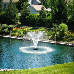 Scott Aerator DA-20 Display Fountain Aerator 1HP 230V - YardFocus.com