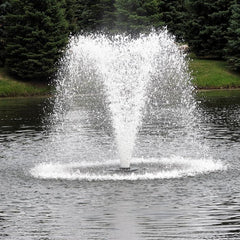 Scott Aerator North Star Fountain Aerator 1.5HP 230V - YardFocus.com