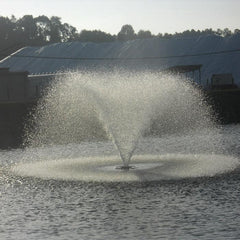 Kasco 5.1VFX 5HP 240V Pond Aerator Fountain - YardFocus.com