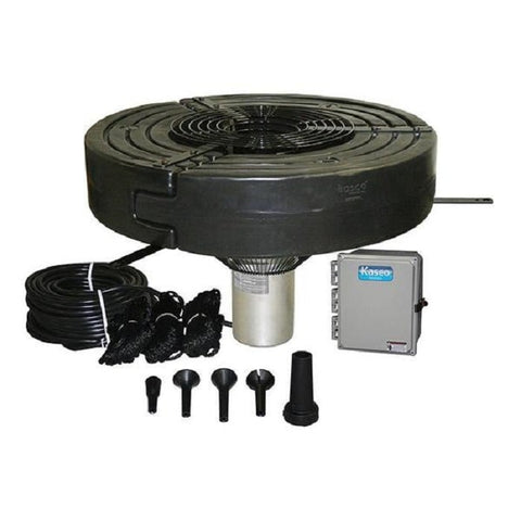 Kasco 3400HJF 3/4HP 240V Floating Pond Fountain