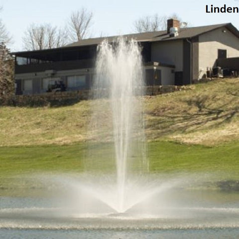 Linden Kasco 8400JF 2HP 240V Floating Pond Fountain