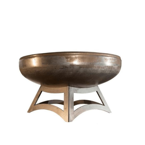 Ohio Flame Liberty Fire Pit with Hollow Base