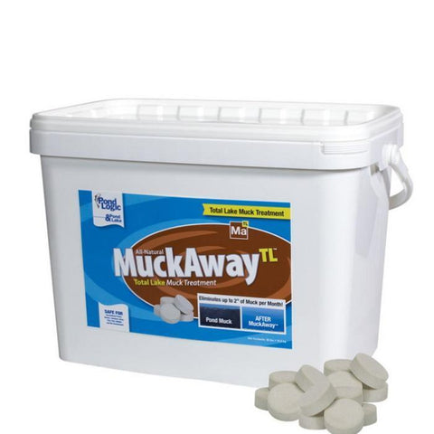 Pond Logic MuckAway TL Water Treatment - YardFocus.com