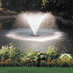 Scott Aerator DA-20 Display Fountain Aerator 1/2HP - YardFocus.com