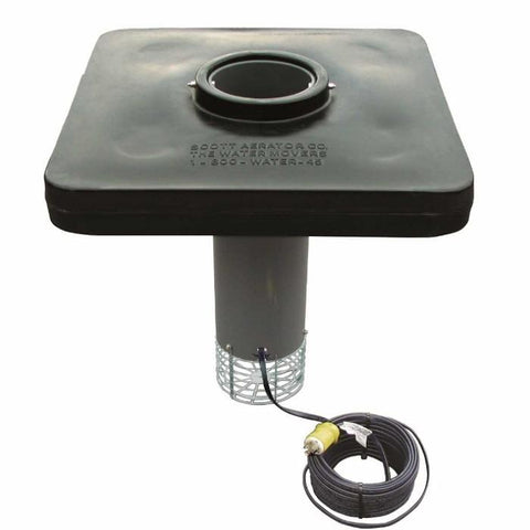 Scott Aerator DA-20 Display Fountain Aerator 2HP with White Background