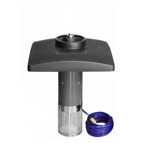 Scott Aerator Gusher Pond Fountain 1/2HP with White Background
