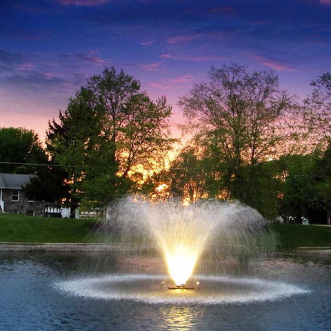 Scott Aerator Night Glo Residential Fountain LED Light Set