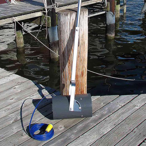 Scott Aerator Dock Mount Pond De-Icer [10000] Place in a Dock