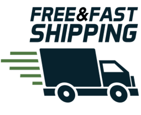 Image of Fast Free Shipping