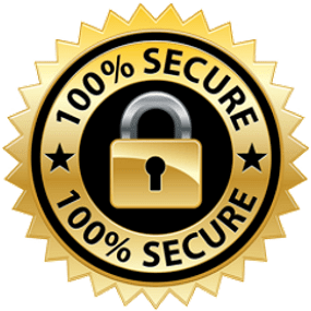 Image of 100% Secure