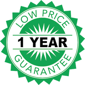 Image of 1 Year Low Price Guarantee