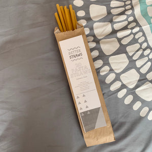 Pasta Straws 7mm (20 straws) - better-straws