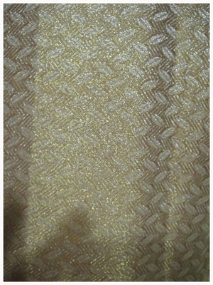 brocadeÊfabric for sale 43 inches wide, Copper Jacquard Synthetic Brocade medium weight