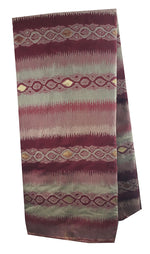 embroidery fabric suppliers materials for embroidery Cotton Maroon, Beige, Gold 51 inches Wide 1738