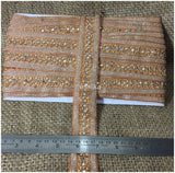 lace trim fabric saree border cheap lace fabric india  Beige-Fabric-Lace-Trim-Embroidery-Mirror-Stonefabric-Lace-Trim--2-Inch-Wide-3296