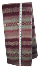 blouse cloth material online materials for embroidery Cotton Maroon, Beige, Gold 51 inches Wide 1738