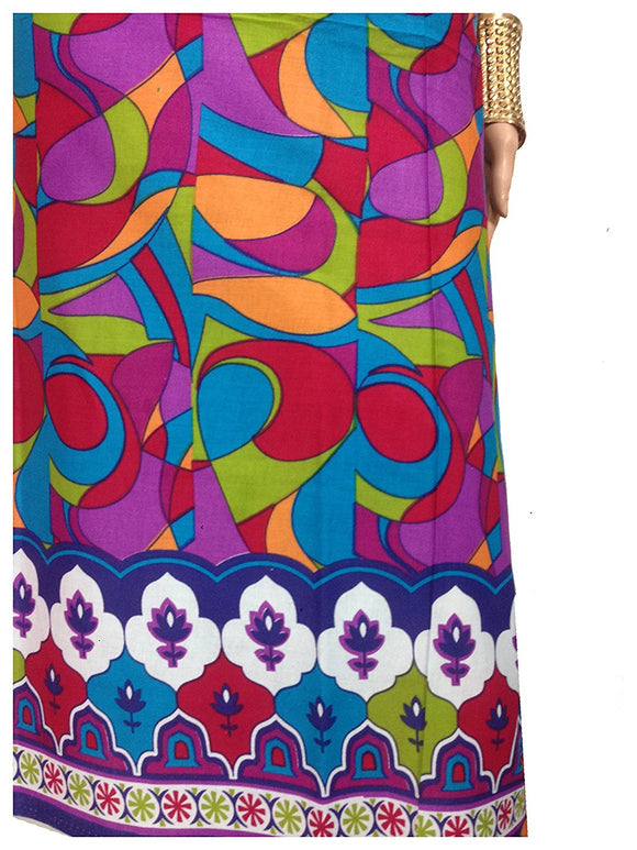 cotton priinted ffabric store near me fine indian print african multi colour art print