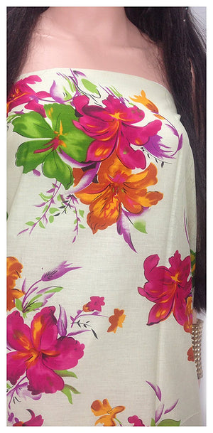 cotton quilting fabric by the yard cotton printed fabric mumbai india supplier online pink