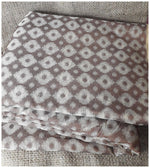 online wholesale fabric store india embroidery material suppliers Kota Checks Beige, Brown 44 inches Wide 1742