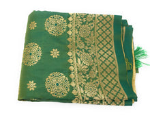 Load image into Gallery viewer, banarasi silk stoles online