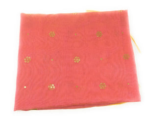 pink-chuni-in-chanderi-fabric-n-gold-print