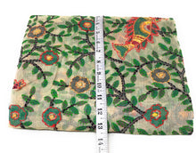 Load image into Gallery viewer, Kantha Hand Embroidery Dupatta on Madhubani Painting