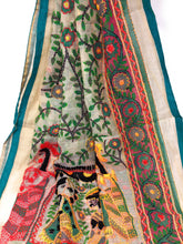Load image into Gallery viewer, hand embroidery dupatta
