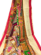 Load image into Gallery viewer, dupatta embroidery work