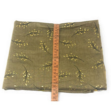 Load image into Gallery viewer, Beige Dupatta with Gold Foil Print Work - chanderi dupatta gold foil print dupatta