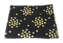 Load image into Gallery viewer, black-dupatta-with-golden-work
