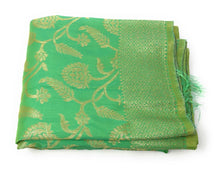 Load image into Gallery viewer,  Two Tone Green Dupatta