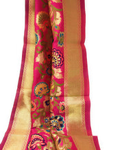 Load image into Gallery viewer, Banarasi Silk Stoles
